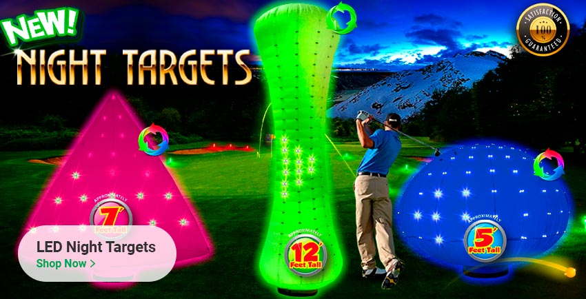 LED Night Targets