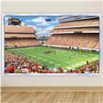 Football Owner's Box Background by Windy City Novelties DEC52323EA