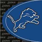 Detroit Lions Lunch Napkins - 16 Pack by Windy City Novelties PAP7210LUN