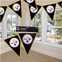 Pittsburgh steelers party supplies 550 each pittsburgh steelers pennant banner filmwisefo