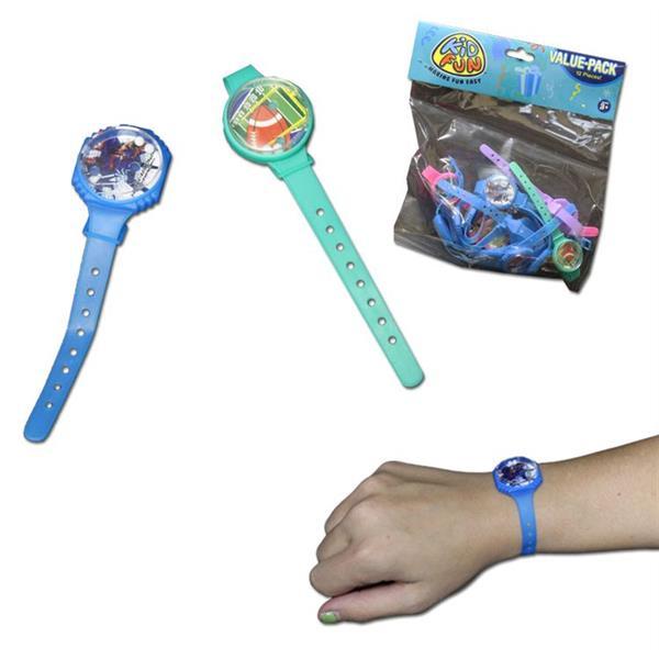 Sports Puzzle Children's Watches - 12 Pack by Windy City Novelties NOV097DZ