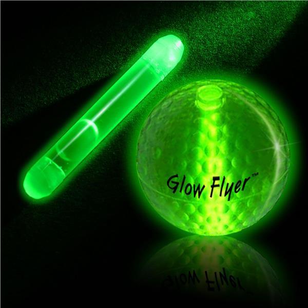 Green Glow Stick For Glow Flyer Golf Ball by Windy City Novelties GFR49-GFR490EA