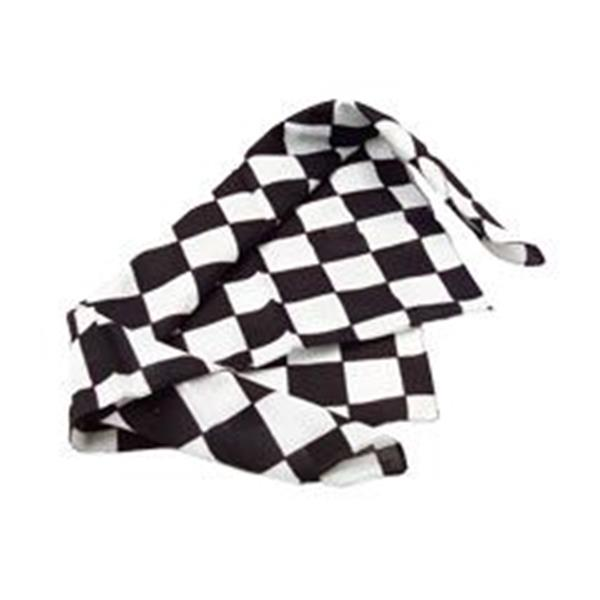 NEW 2 pk Pink//Black Checker Replacement Flag