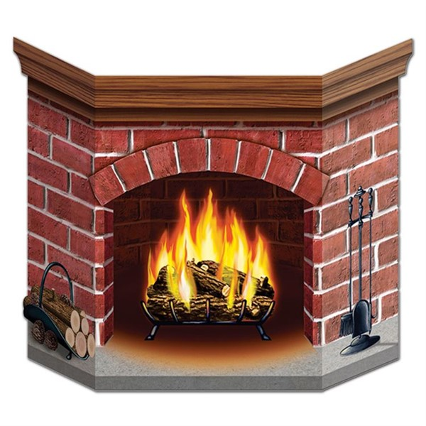 Christmas Fire Place Images.Fireplace Prop