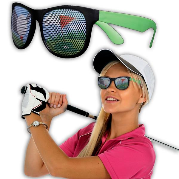 Golf Novelty Sunglasses by Windy City Novelties BIL559EA