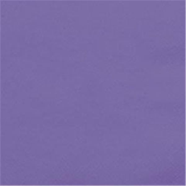 Royal Purple Theme Party Beverage Napkins - 50 Pack by Windy City Novelties PAP4627BUN
