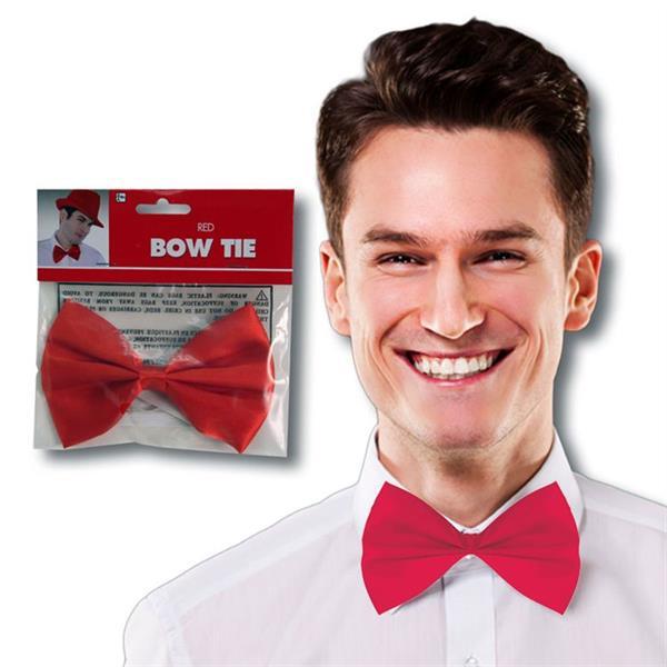 Red Satin Bowtie by Windy City Novelties APR05-APR054EA
