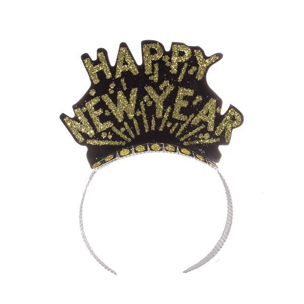 Happy New Year Headband 25