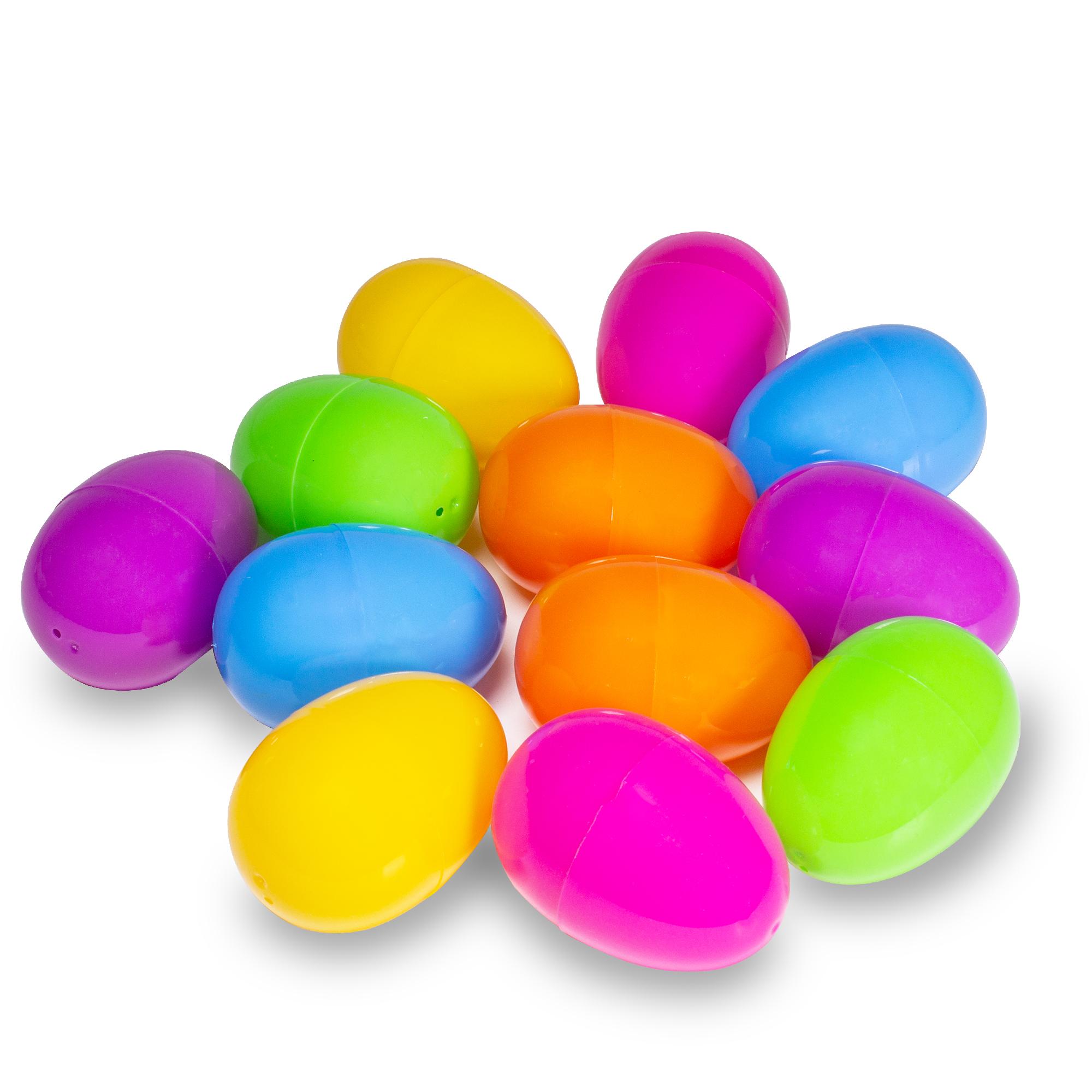 Plastic Eggs For Easter Plastic Easter Eggs Bulk