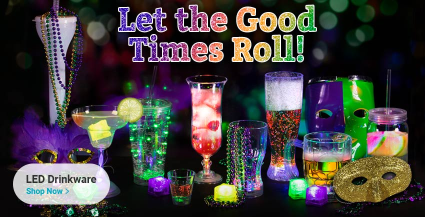 LED Barware