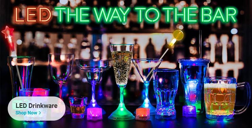 LED Drinkware
